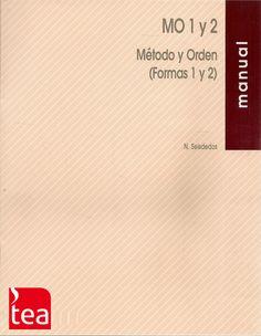 Evaluación de la capacidad para actuar con 'método y orden', es decir, con una conducta organizada y sistemática para dar respuesta rápida a estímulos de clasificación.