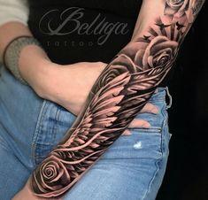 Phönix Tattoo, Forarm Tattoos, Dope Tattoos, Body Art Tattoos, Wing Tattoos, Eagle Tattoos, Celtic Tattoos, Tattoos For Women Flowers, Hand Tattoos For Women