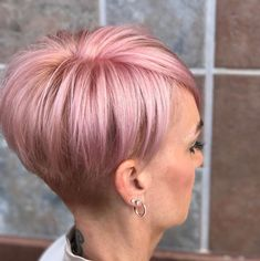 Short Hairstyle 2018 – 26