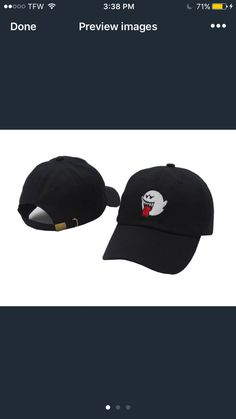 38327ef17f7 Boo hat only  15
