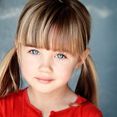 beautiful eyes. Cute hair, too. Reminds me of how mom did ours in the early '80s. Little Children, Precious Children, Beautiful Children, Beautiful Babies, Little Girls, Baby Kind, Baby Love, Baby Baby, Little People
