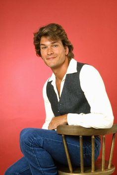 Патрик Суэйзи в далеком 1982 году