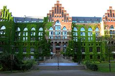 After HIllsong? University of Lund, Sweden. Another goal? Why, yes!