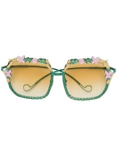5a017cd93b59 Anna Karin Karlsson The Garden Sunglasses