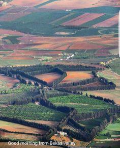 Bekaa valley - lebanon