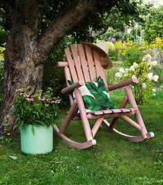 «Nye» og unike hagemøbler på budsjett - Byggmakker.no