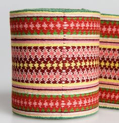 Card Weaving, Tablet Weaving, Folk Costume, Costumes, Norway, Folk Art, Bangles, Embroidery, Band