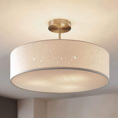Deckenleuchte Irma Altmessing Glasschirme Weiß Klassisch Lampenwelt Deckenlampe