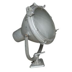 Vintage Nautical Spot Light By Crouse Hinds Nice Ideas