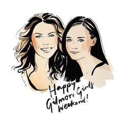 Rory and Lorelei by Jen & Jennifer
