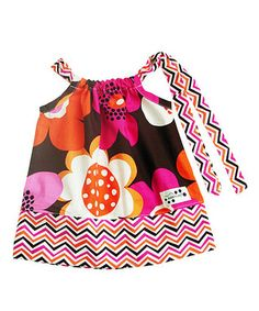 Great, easy dress ideas for the little girl...
