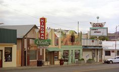 Downtown Kingman, AZ.