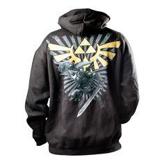 legend of zelda hoodies | The Legend of Zelda Official Hoodie (PRE-ORDER)