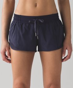 Lululemon Hotty Hot Shorts Sweat to your heart's content in these lightweight cross-sport shorts that are lined for coverage. They have a secret stash pocket in the liner and a discreet zippered pocket on the back waistband for keys, cards, gels, or cash.