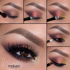 Smokey Coral Look - Trends & Style