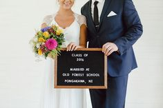 A Colourful Chic Pongakawa Wedding by Courtney Horwood Photography » PAPER & LACE