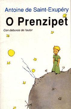 Traducción al aragonés del Principito