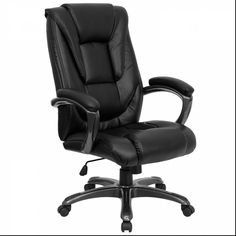 Staples High Back Office Chair - Executive Home Office Furniture Check more at http://www.drjamesghoodblog.com/staples-high-back-office-chair/