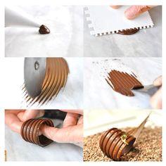 Fuente: http://elclubdelchocolate.blogspot.com.es/2012/03/de-coberturas-de-chocolateno-es-lo.html Podemos distinguir básicamente tre...