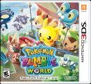Explore the vast kingdom of Toy Pokémon in Pokémon Rumble World!