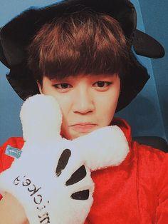 my Mickey <3 JIMIN