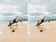 These Before & After 'Levitation' Photos Are Awesome - UltraLinx