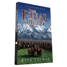 The Final Quest. I try to read this once a year.