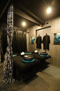 Ahavia Lounge Spa in San Juan Massage Room