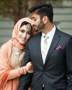 This collection of 200 Most Romantic Muslim Couples Islamic Wedding Pictures will amaze you with how romantic the bride and groom can look for their Islamic wedding. Wedding Couple Photos, Wedding Poses, Wedding Couples, Married Couples, Wedding Pictures, Married Couple Photos, Wedding Photoshoot, Wedding Ideas, Wedding Dresses