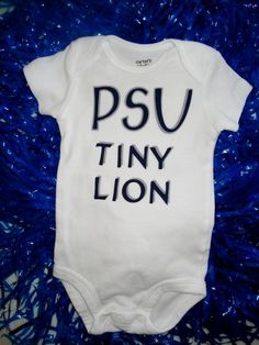 Penn State Onesie