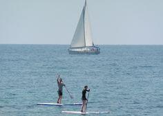 Stand Up Paddling with Sun Sea Adventures - Cabo Roig / La Zenia / Punta Prima / Orihuela Costa / Costa Blanca / Spain