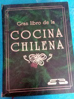 Libro de Cocina Chilena Loading Zoom Libro Cocina