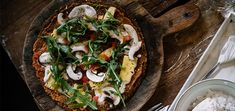 Who's ready to grab a slice (or two, or three!) while cleansing? This pizza is 100% raw vegan and it's ready to be the next entree during your cleanse.