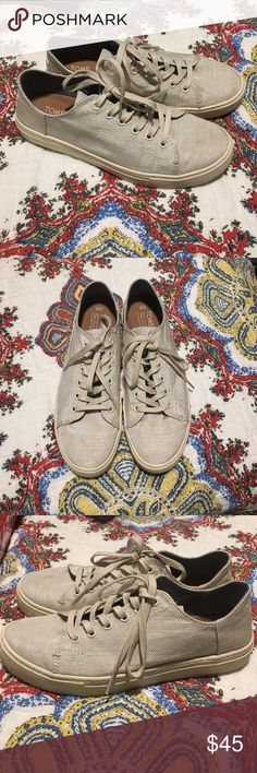 TOMS sneakers Worn 2x in perfect condition Toms Shoes Sneakers