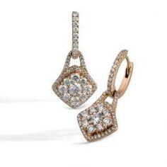 Simon G Earrings Caviar Collection Style No. LP4226