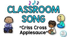 Preschool, Homeschool, Elementary School fun sit down song!