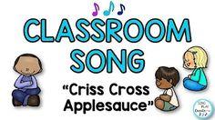 Preschool, Homeschool, Elementary School fun sit down song!