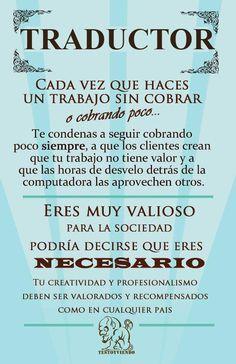 Traductor: eres muy valioso para la sociedad   Img @ Twicsy. http://bit.ly/EresMuyValiosoParaLaSociedad