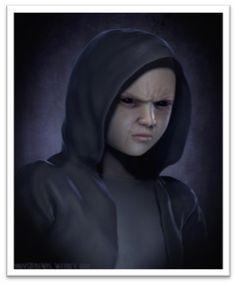 Titkok Birodalma: A fekete szemű gyerekek