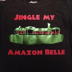 Jingle Cruise Shirt by SpoonfulOfGlitterKB on Etsy