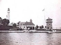 Ship Canal Lighthouse, Door County