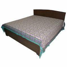 Floral Design Bedsheets - DronaIndia