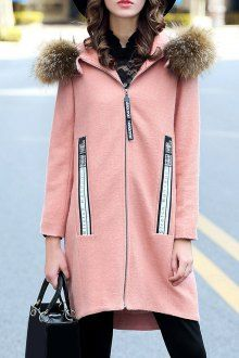 Join Dezzal, Get $100-Worth-Coupon GiftFaux Fur Hooded Wool Blend CoatFor Boutique Fashion Lovers Only: Designer Collection·New Arrival Daily· Chic for Every Occasion