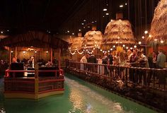 THE TONGA ROOM (San Francisco, CA)