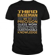 THIRD BASEMAN T Shirts, Hoodies. Check price ==► https://www.sunfrog.com/LifeStyle/THIRD-BASEMAN-116208155-Black-Guys.html?41382 $22.99