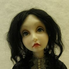 Magical+art+dolls | Pamina OOAK fine art doll The Magic Flute by AMCreatures on Etsy, $490 ...
