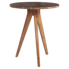 Check out this item at One Kings Lane! Stella Accent Table, Natural