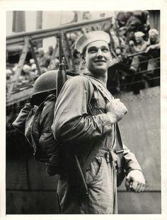 U.S. Navy Seabee (Construction Battalion), 1943 WWW.LOVINGMYTOWN.COM #bronxrealtor #throggsneckhomes #shortsales