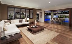 Metricon homes - Hayman (will need lighter walls if we choose wooden floors)