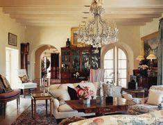 Thomas M. Beeton + Associates Interior Decoration / folio / living rooms